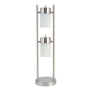 Best Reviews Sisco 25.6 Table Lamp By Latitude Run