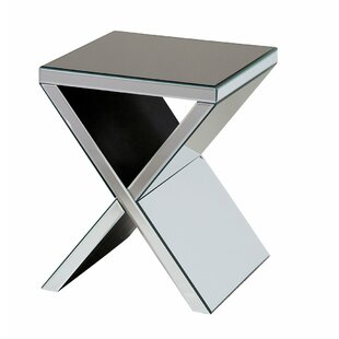 Erikson End Table by Everly Quinn