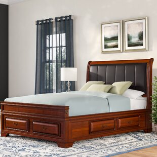 Edwardsville Upholstered Storage Platform Bed