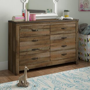 Rawtenstall 6 Drawer Double Dresser by Three Posts Baby amp Kids