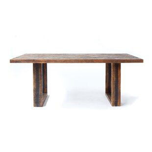 Collinsworth Solid Wood Dining Table by Foundry Select 2019 Coupon