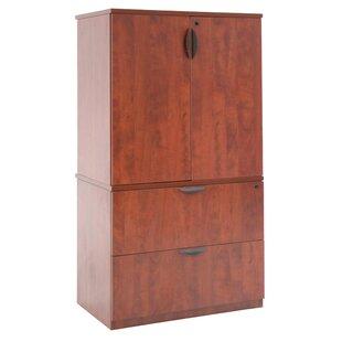 Linh 2 Door Storage Cabinet by..