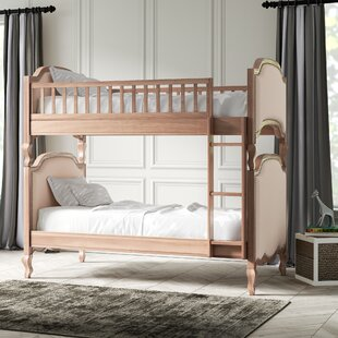 Silvestre Twin Bunk Bed by Greyleigh New