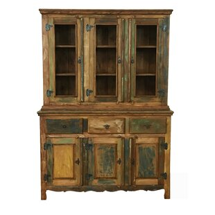 Dreshertown Buffet Hutch China Cabinet