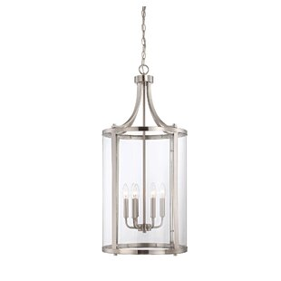 Three Posts Brookville 6-Light Lantern Pendant