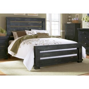 Burnell Panel Bed
