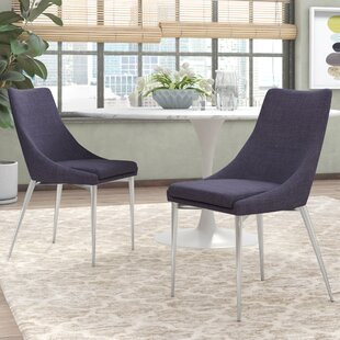 Bearce Arm Chair (Set of 2) by Mercury Row