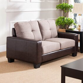 Manilla Loveseat by Wildon Home�