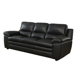 Shop Maillet Top Grain Reclining Sofa by Red Barrel Studio