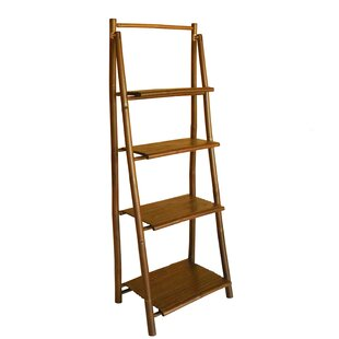 4 Tier Ladder Bookcase