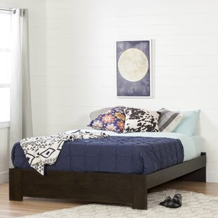 Find Flexible Queen Platform Bed by South Shore Reviews (2019) & Buyer's Guide