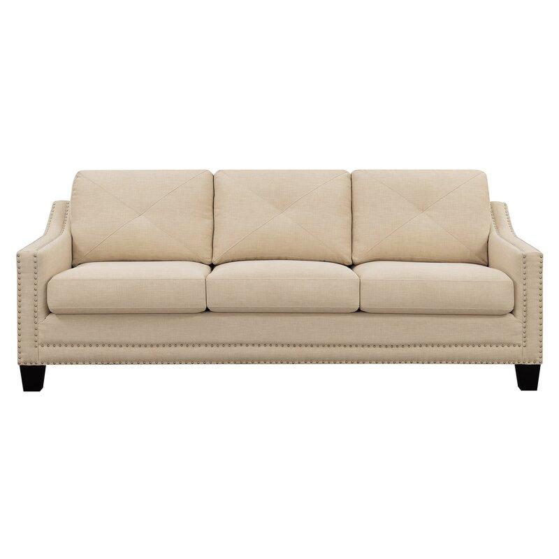 Galveston Square Arm Sofa