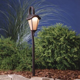 Online Reviews Lafayette 1-Light Pathway Light By Kichler