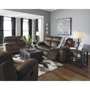Bayat Reclining Configurable Living Room Set by Loon Peak
