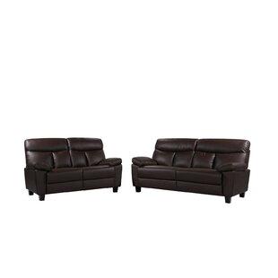 Sofa Set Couch Black Brown Grey 3 Piece