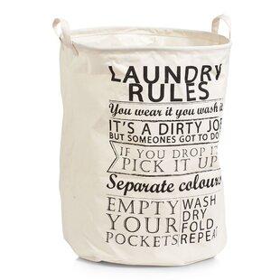 Free Shipping Laundry Rules Laundry Bag