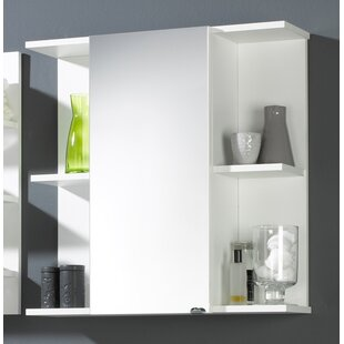 68 X 68cm Surface Mount Mirror Cabinet By Belfry Bathroom