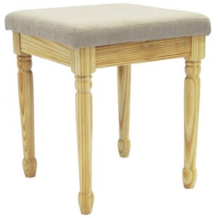 Dressing Table Stool By Brambly Cottage