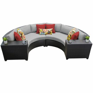 Tegan Sectional Seating Group with Cushions