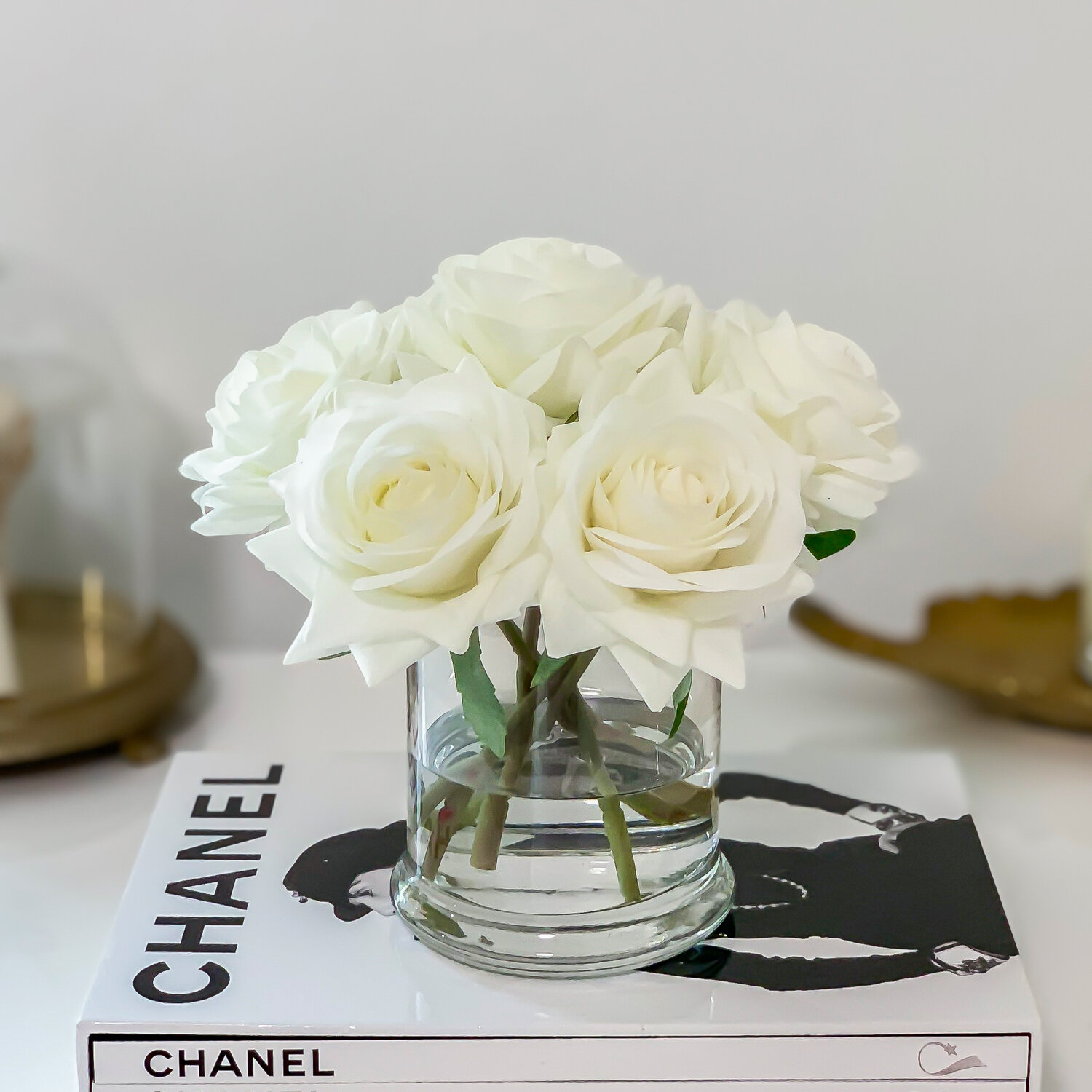 Wayfair Artificial Flowers In A Vase You Ll Love In 2021