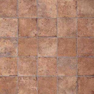 Chicago Brick 8 X Porcelain Field Tile In Dark Brown