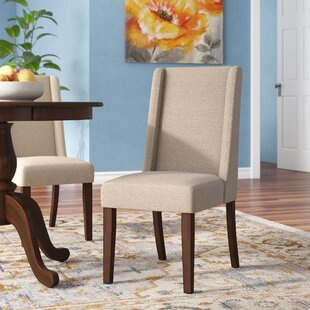 Granderson Birchwood Side Chair (Set of 2) Three Posts
