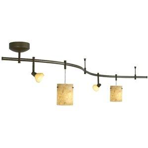 4-Light Track Kit  sc 1 st  Wayfair & Flexible Track Lighting Kits | Wayfair azcodes.com
