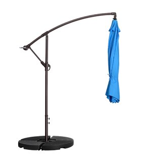 Clitheroe 10' Cantilever Umbrella by Freeport Park
