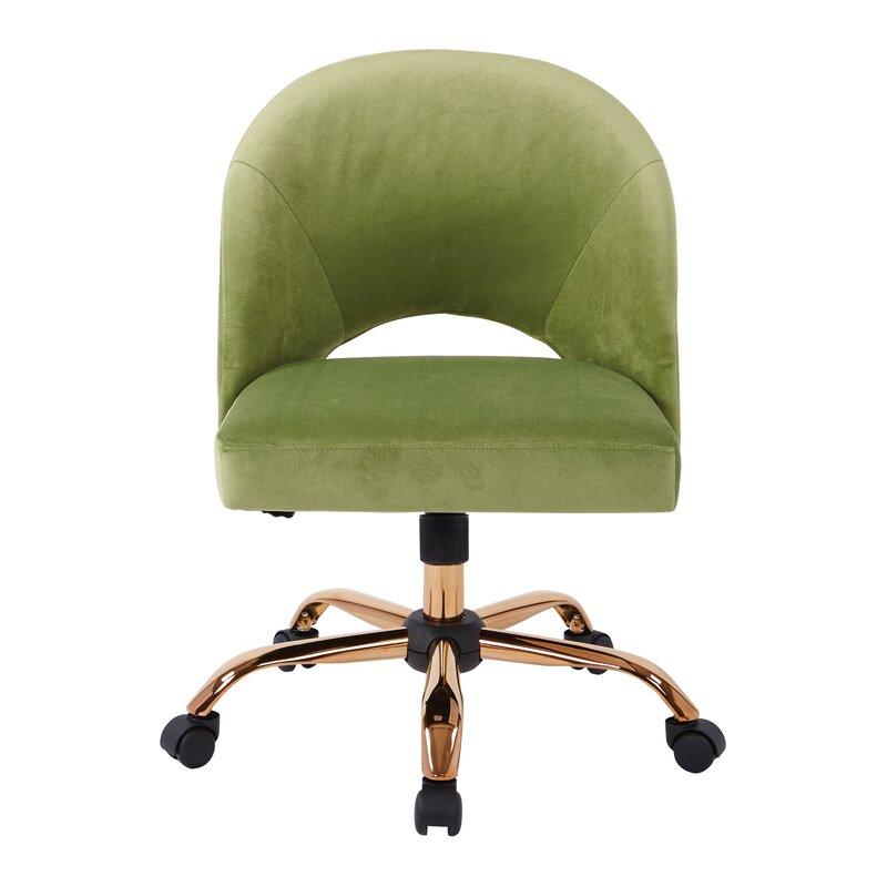 Mercer41 Reilly Mid Back Desk Chair Amp Reviews Wayfair