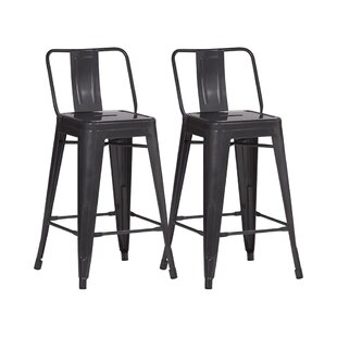 Rayne 84.5cm Bar Stool (Set Of 2) By Simpli Home