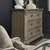 Jacey 6 Drawer Double Dresser by One Allium Way