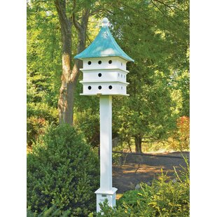 Good Directions Lazy Hill Farm Ultimate 44 in x 23 in x 23 in Purple Martin House