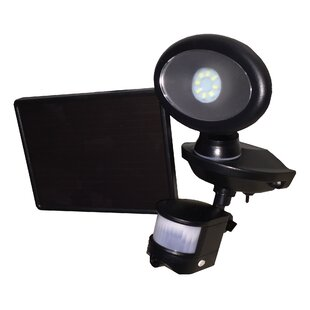 Maxsa Innovations 3-Piece LED Flood Light