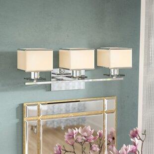 Willa Arlo Interiors Westerlund 3-Light Vanity Light