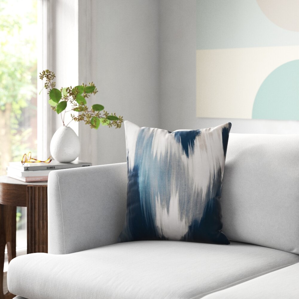 Foundstone™ Avers Square Pillow Cover & Insert & Reviews | Wayfair