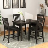 Revelstoke 5 Piece Dining Set by Red Barrel Studio®