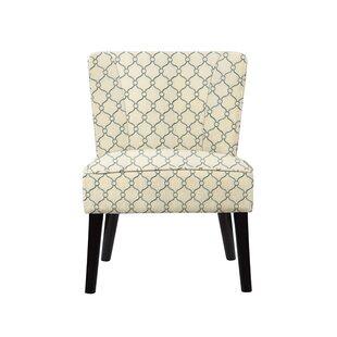 Trisler Slipper Chair by Red Barrel Studio