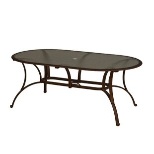 Massimo Glass Dining Table
