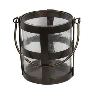 Gracie Oaks Bucket Lantern
