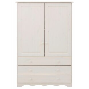 Rolla 2 Door Wardrobe By Brambly Cottage