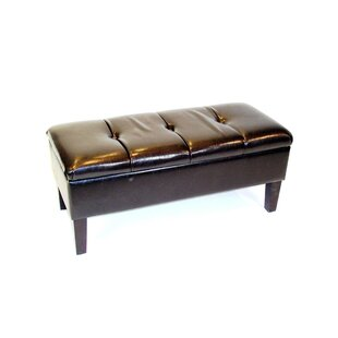 Melina Upholstered Storage Bench