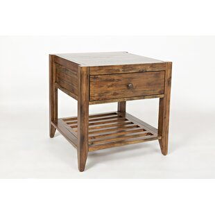 Athena End Table by Laurel..