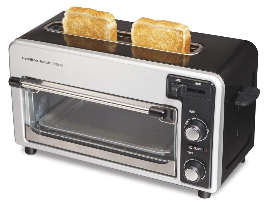 Hamilton Beach Toastation bination Toaster & Toaster Oven