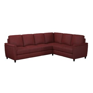 Altimo Leather Sectional by Westland and Birch SKU:BA425102 Order