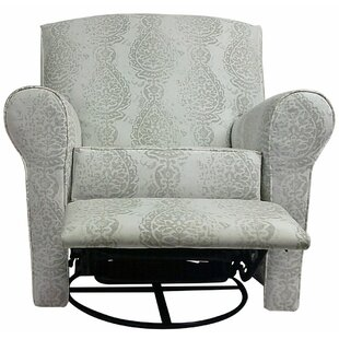 Beckett Manual Glider Recliner by The 1st Chair