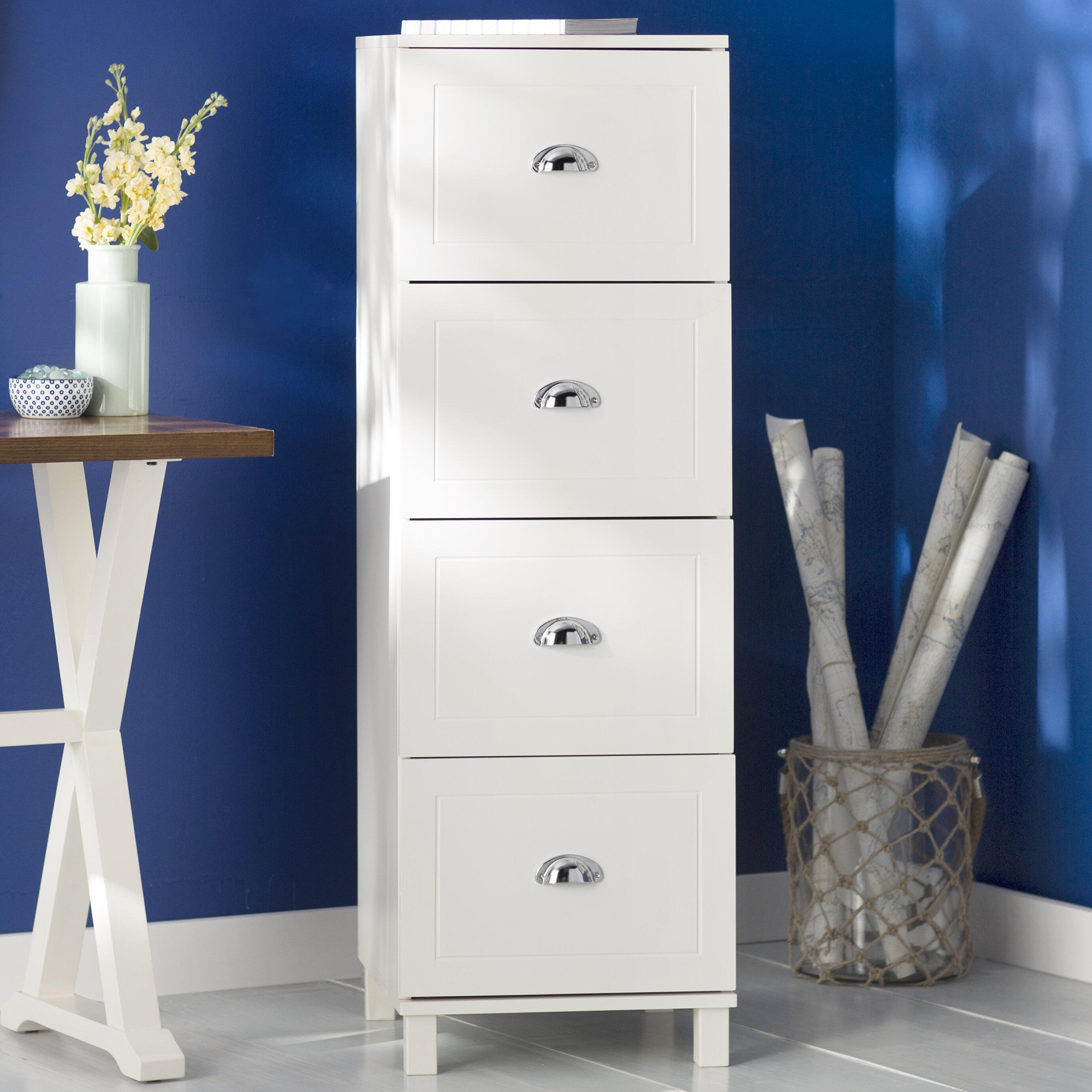 Rothrock 4 Drawer Vertical Filing Cabinet Reviews Joss Main