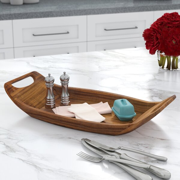 Nielson Saddle Serving Tray by The Twillery Co.