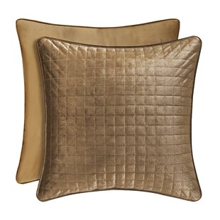 Baltasar Decorative Velvet Throw Pillow