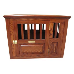 Archie & Oscar Dixie Handmade Furniture-Style Pet Crate