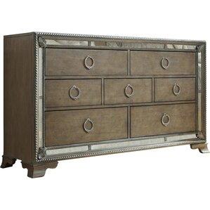 Morgan 7 Drawer Dresser by Pulaski Furniture